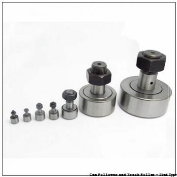MCGILL CCFH 9/16 SB  Cam Follower and Track Roller - Stud Type
